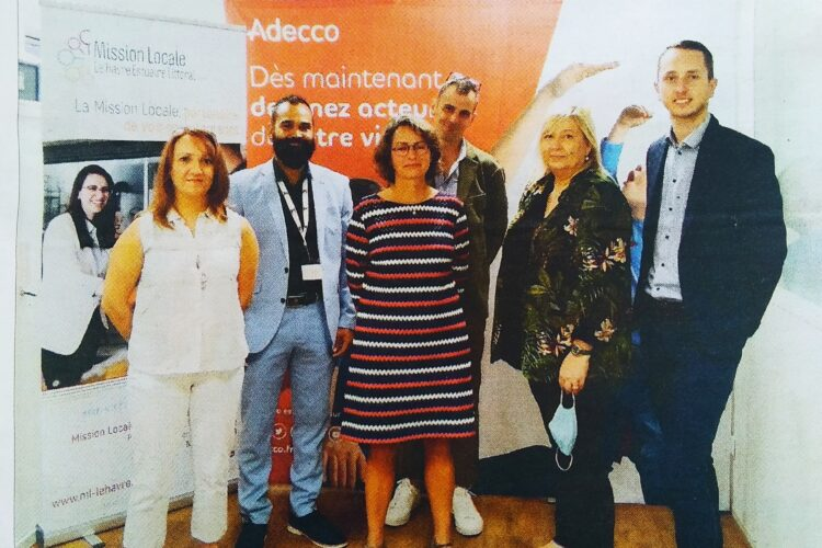 La Région, Adecco, Promotrans, Pôle Emploi et la Mission locale sont partenaires dans le cadre d'Une formation, un emploi